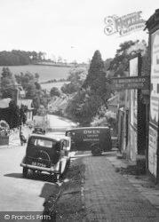 Bromyard, Sherford Street c.1955