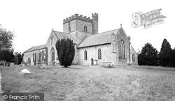 The Church Of St Peter 1957, Bromyard