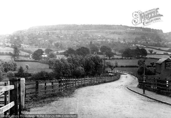 Bromyard, The Downs 1906