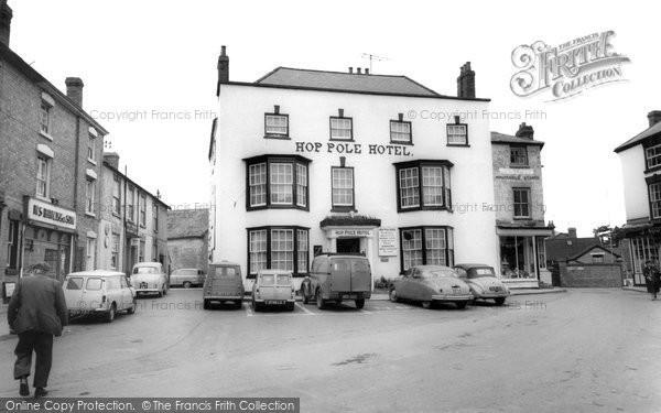 Bromyard, The Hop Pole Hotel 1964