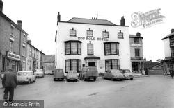 The Hop Pole Hotel 1964, Bromyard