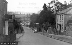 Bromyard, The Town c.1938
