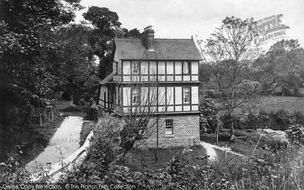 Bromyard, Three Mills 1906