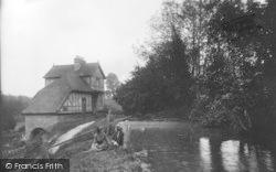 Bromyard, Three Mills 1923