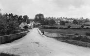 Bromyard, Worcester Road Bridge 1906