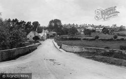 Worcester Road Bridge 1906, Bromyard