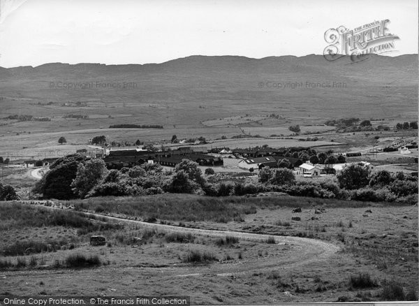 Photo of Bronaber, The Centre Camp c.1950