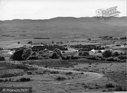 Bronaber, The Centre Camp c.1950