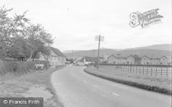 Bronllys, 1955