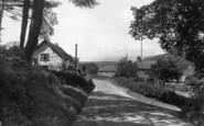 Bronygarth, Bay Cottage And Penybryn Cottage c.1950