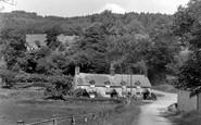 Bronygarth, Castle Mill c.1950
