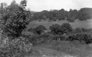 Bronygarth, Chirk Castle c.1950