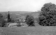 Bronygarth, General View c.1955