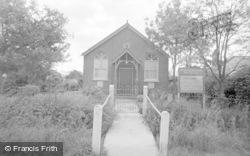 Brook, Baptist Chapel 1962