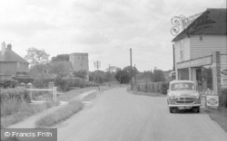 Brook, Church Ans Stores 1962