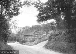 Brook, Crossway's 1923