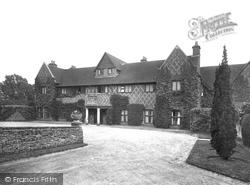 Brook, King Wood 1925