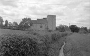 Brook, St Mary's Church 1962