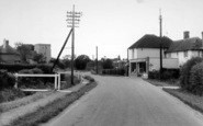 Brook, The Church And Brook Stores 1962
