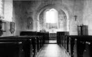 Brook, The Church Interior 1962