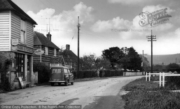 Photo of Brook, the Post Office 1956