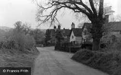 Brook, The Village c.1955