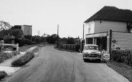 Brook, The Village Stores 1962
