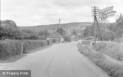 Brook, View From The Church 1962