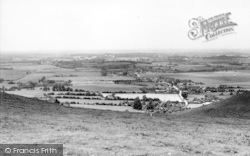 Brook, View From The Downs 1962