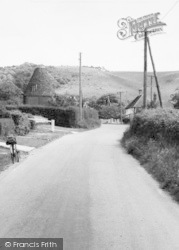 Brook, Village 1962