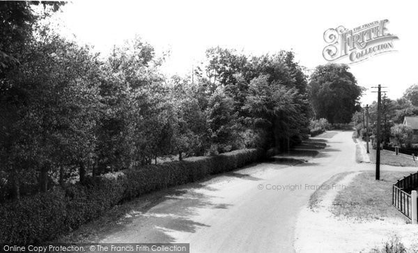 Brooke, The Village c.1955