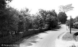 The Village c.1955, Brooke