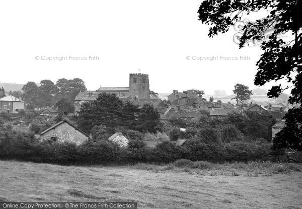 Brookhouse, from Holme Bank c1955