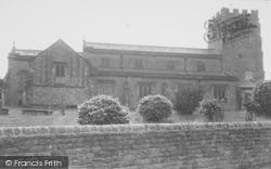 St Paul's Church c.1955, Brookhouse