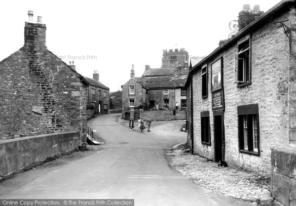 Brookhouse, the Village c1955