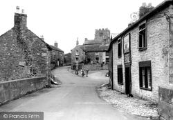 The Village c.1955, Brookhouse