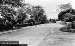 Brookville, Main Road c.1955
