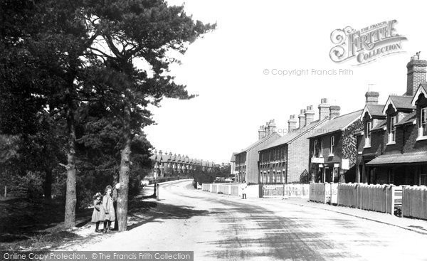 Brookwood, Connaught Road 1909