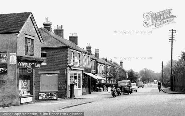 Brookwood, Connaught Road c.1955