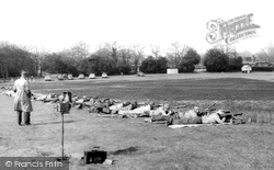 Brookwood, Rifle Range c.1965