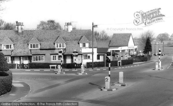 Brookwood, The Crossroads c.1965