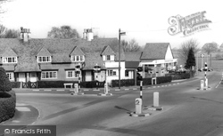Brookwood, The Crossroads c.1965
