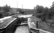 Brookwood, The Lock 1909
