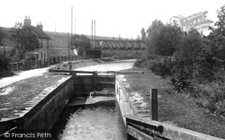 Brookwood, The Lock 1909