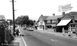 Brookwood, The Village c.1960