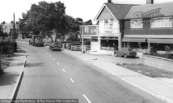 Brookwood, The Village c.1965