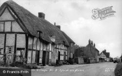 Village c.1955, Broom