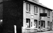Broomedge, The Post Office c.1955