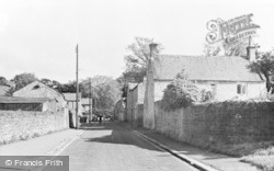 Broomhaugh, The Village c.1955