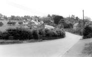 Broseley, Barratts Hill c.1960